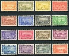 Bahamas 1948 KGVI Definitive Set of 16 Superb MNH SG 178/193 Cat £75