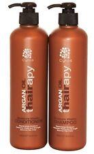 Cynos Argan Oil thairapy Moisture Vitality Shampoo & Conditioner, 500 mL/16.9 Oz
