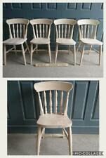 Brand New Spindle Back Farmhouse Country Kitchen Dining Chairs