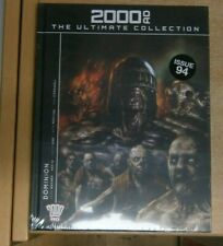 2000AD Ultimate Graphic Novel Collection #94 Dominion