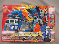 Transformers Takara 2000 RID Car Robot God Ultra Magnus C-023  MISB new unopened