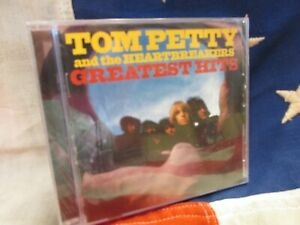 TOM PETTY **Greatest Hits **BRAND NEW CD!!!!, SEALED,2008