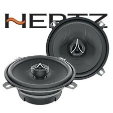 Hertz Ecx 130.5-13cm Engatusar Altavoz 130mm Cajas Set Par Koaxe 2-wege Auto