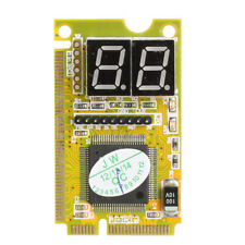 More details for 3in1 mini pci pci-e lpc pc analyzer tester notebook combo debug card uk