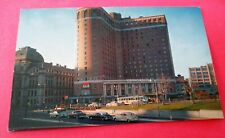 The  Sheraton-Billtmore Providence Rhode Island Vintage Postcard 1961
