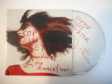 SOPHIE ELLIS BEXTOR : MURDER ON THE DANCEFLOOR [ FRENCH PROMO CD SINGLE PORT 0€]