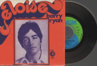 Barry Ryan Eloise / Love Is Love Cd Single Card Sleeve france only pressing
