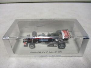 Spark Shadow DN8 4th Dutch GP 1976 Pryce 1/43