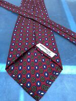 Marinella Napoli Lazo Tie Necktie Cravatta Silk Soie