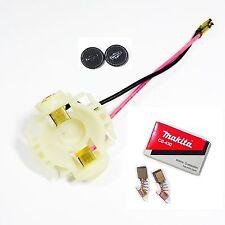 Makita Brush Holder  + Carbon brushes + Caps 6339D 8434D 8444D 6319D 6349D 8414D
