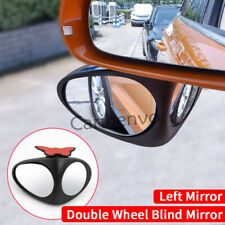 Car Side Rear View Blind Replenish Wheel Sight Turning Safety Mirror Accessories