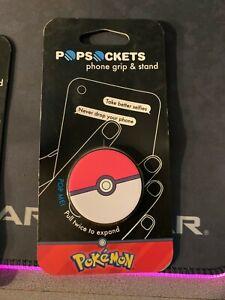 Popsockets Popsocket Pokemon Pokeball Phone Grip and Stand New