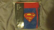 H&M SUPERMAN LONG JOHN / NEW MENS UNDERWEAR PAJAMAS/ RARE /CHRISTMAS GIFT /SMALL
