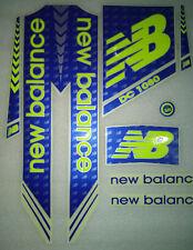 2017 model Brand new cricket bat stickers Blue