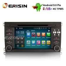ERISIN ES7997S AUTORADIO Navigatore GPS Porsche Cayenne Android 9 WiFi 8core 4GB