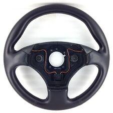 Genuine Raid Daytona GT 365mm black leather airbag steering wheel. Excellent! 9C