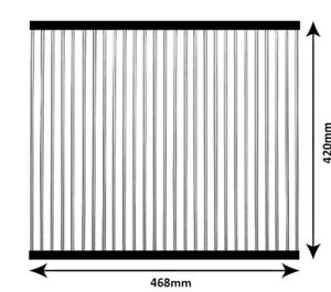 Franke Rollamat RM42 Stainless Steel