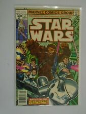 Star Wars #3 8.0 VF (1977 Marvel reprint)