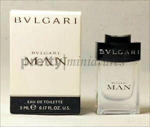 ღ Man - Bvlgari - Miniatur EDT 5ml *Big Box*