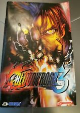 Bloody Roar 3 - PlayStation 2 Manual Only
