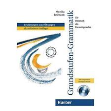 9783191615758 Grundstufen grammatik für Deutsch als Fremdsprache...i. Con CD-ROM