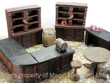 Rusty Dragon Inn ~ TAVERN BAR counter table Pathfinder Battles Object case PROMO