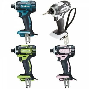 Makita TD138DZ 14.4V Cordless Impact Driver Body Only 4 Colors Japan Tracking