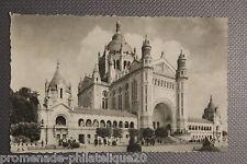 Postcard antique LISIEUX - View towards the Basilica