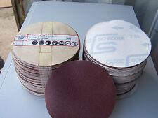Schleifpapierrolle Schleifpapier Schleifpats D 150  Schleifscheibe Schleif Discs