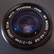 Zoom Macro für Pentax PK Auto Revuenon 1:4.5-5.6 70-210mm MC Objektiv  (Nr.1)