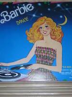 """BARBIE DANCE LP DISCO MISICALE """"LA MIA FESTA"""""""
