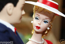 Vintage Barbie POSTER/Barbie and Ken /Barbie Doll Poster/Childrens POSTER/8x10in