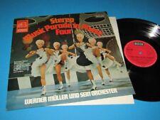 Werner Müller/stéréo Music parade à PHASE FOUR (1970, DECCA SLK 16 855-p) LP