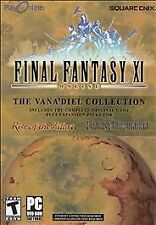 Final Fantasy XI Online: The Vana'diel Collection (PC, 2005)