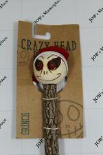 Grinch Crazy head pencil