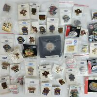 Vintage Superbowl GTE Sprint NFL Pins NEW Collector & Limited Editions LOT of 45