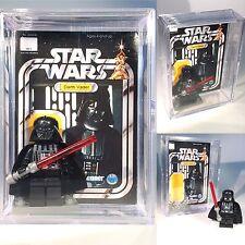 Star Wars Darth Vader MINIFIGURE w Display Case Custom Minifig Lego C029 z