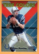 PEYTON MANNING/1999 TOPPS STADIUM CLUB CHROME FOOTBALL CARD