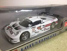 """Sun Star LOTUS ELISE GT1 """"THAI Air"""" 1/18 Scale 1997 FIA GT NEW!!"""