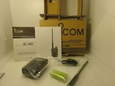 Icom IC- R5 Handheld Portable Communications Receiver