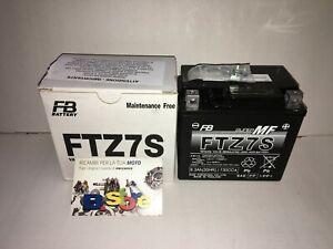 Batterie Vorinstalliert FURUKAWA Fb AGM 6Ah YTZ7S
