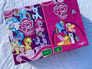 My Little Pony Friendship Dvd Movie Collector Set Hasbro Madman Bulk Pink Purple