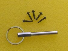 Oval-Head Oval Head Key jura With 5x Ovalkopfschraube Special Screw