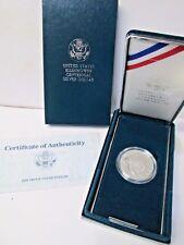 1990 Eisenhower  PROOF Silver Dollar Commemorative Set