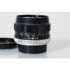 Minolta Mc Rokkor-Pf 1,4 F=58mm - Numéro de Série 5507696