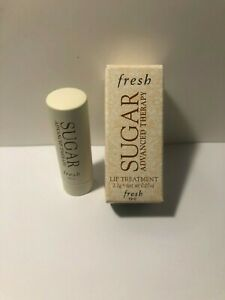 Fresh sugar advanced therapy lip treatment SPF 15 travel size 2.2g / 0.07oz NIB