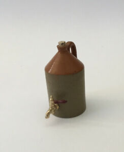 Dolls House Stoneware Jug with Tap