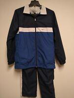 Vintage Nike Tracksuit Gray Tag Jacket & Pants Size Large