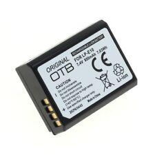 Original OTB Accu Batterij Canon EOS 2000D - 950mAh 7.4V Akku Battery Batterie