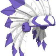 Animal Jam RIM HEADDRESS (QUICK DELIVERY) (Rare) (Description)